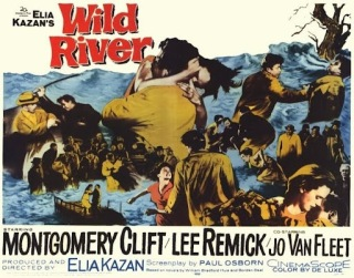 Poster for Wild River