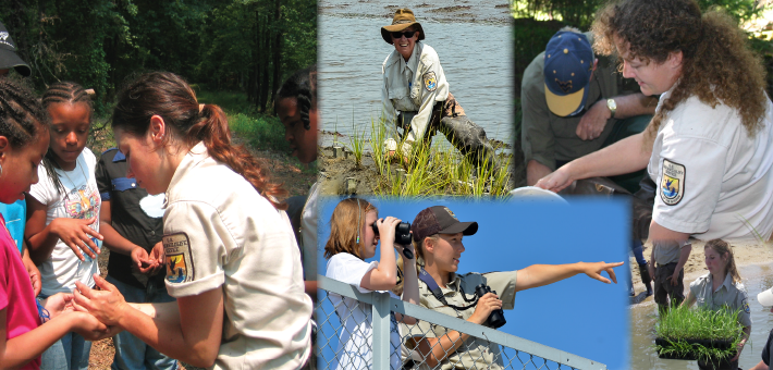 We mark Women's History Month by highlighting women in conservation.