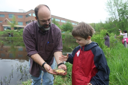 From our 2013 Fishing Derby at our Northeast Regional Office in Hadley, Mass. Credit: USFWS