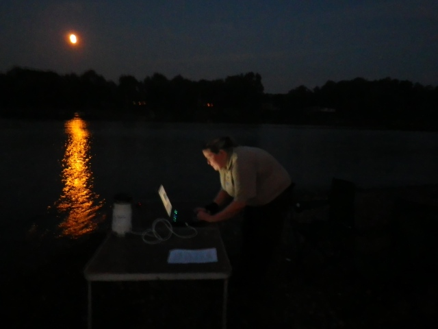 Bat Survey on Muskingum Islands