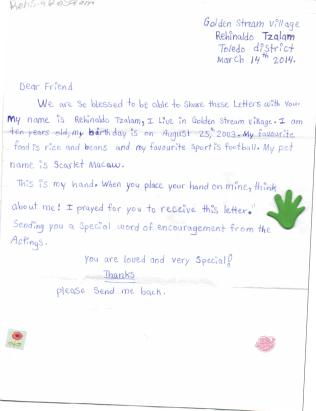 letter'