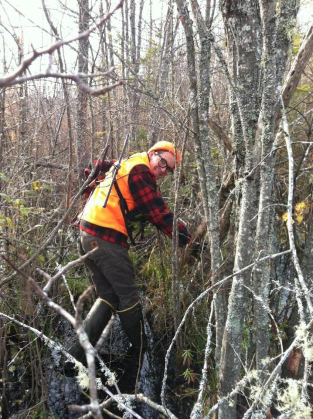Today you're reading about black bear research from Jonah Gula, a senior in the wildlife biology program at Unity College in Maine. Originally from eastern San Diego, Jonah is interested in wildlife research and plans to pursue a master's in wildlife biology. Photo courtesy of Jonah.