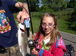 Fishing program teaches youth confidence and life skills