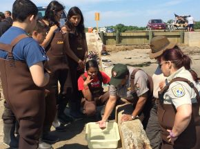 Connecting with youth through conservation in New York City
