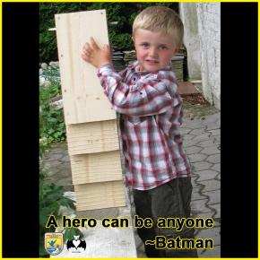 Wednesday Wisdom –Batman