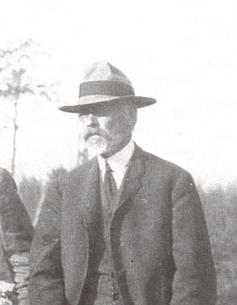 Charles Atkins was a visionary of early fish biology and aquatic science. Photo: USFWS