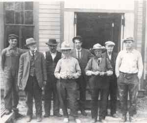 Craig Brook 1914staff