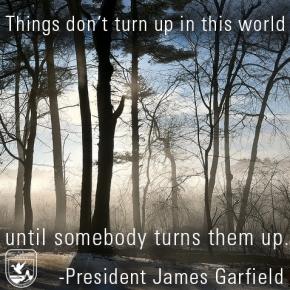 Wednesday Wisdom: President JamesGarfield
