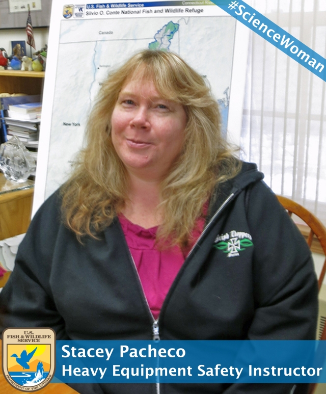stacey #sciencewoman