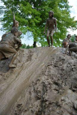 ICG mud slide