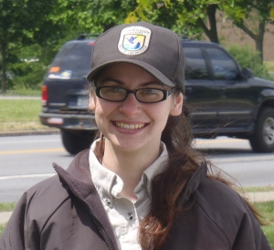Kelly McDonald is a biological technician at the Lower Great Lakes Fish and Wildlife Conservation Office. Photo credit: USFWS