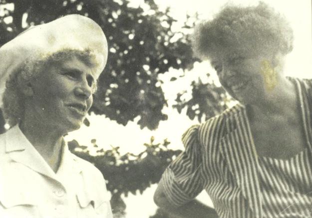Esther_Lape_Eleanor_Roosevelt_Salt_Meadow_1950s