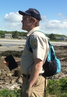 Ben Bristol is a summer intern at the Rachel Carson Wildlife Refuge. He studies political theory at Bowdoin College and spends his free time watching people watch birds.