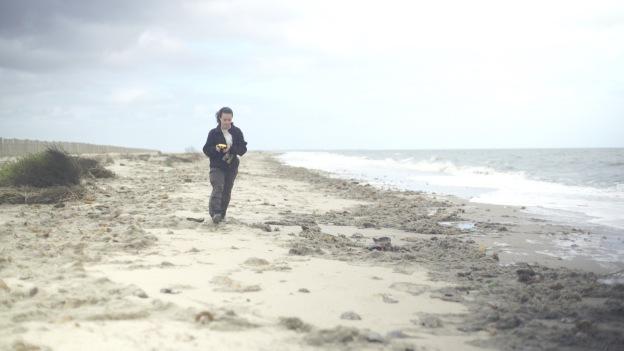 monitoring tides at Prime Hook Delaware