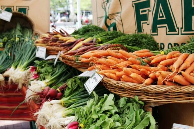 Farmer's market Photo credit: Barbara Monroe