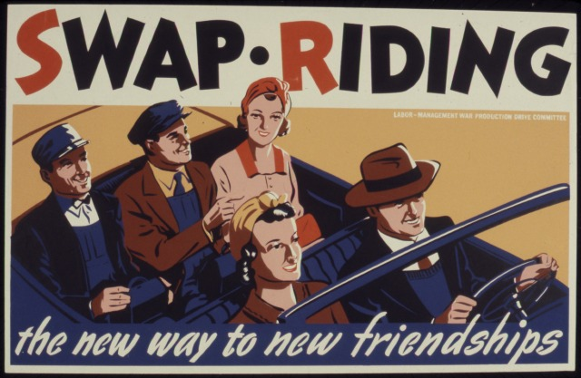 Carpooling isn't a new idea. Why aren't we doing it more?