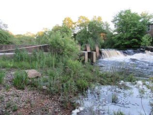 The 200-year-old Bradford Dam is set to be removed. Credit: USFWS