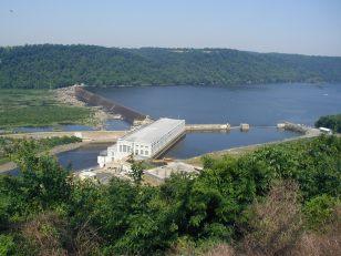 Holtwood Dam, Susquehanna River Credit: USFWS