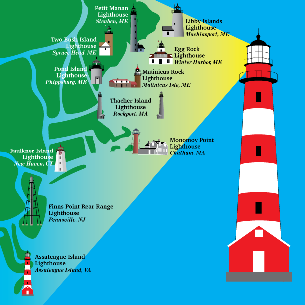 11 interesting facts about USFWS lighthouses | U.S. Fish ...