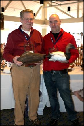 Michael Braun with his father, Ed Braun.