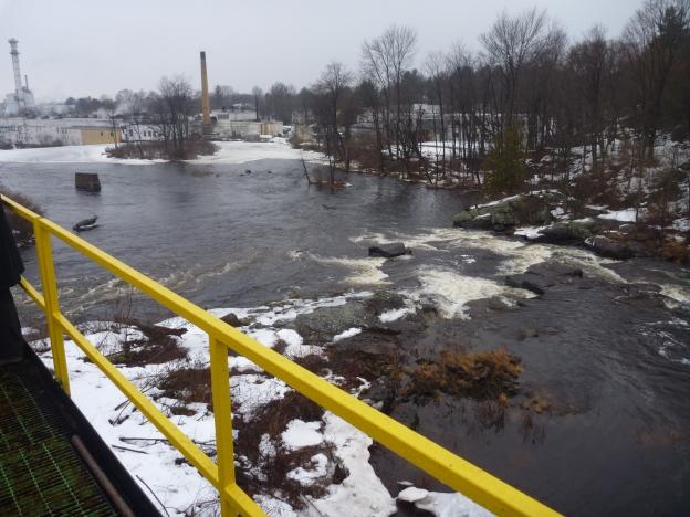 Beaver Falls Recreation Area. Credit: USFWS