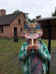 On bat appreciation day, visitors to Old New-gate learn about bats and why they are important. Credit: CT DEEP